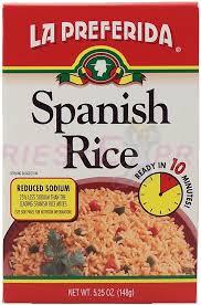 spanish rice brands. Plain Spanish La Preferida Spanish Rice Dry Mix FullSize Picture With Spanish Rice Brands R