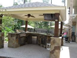Small Outdoor Kitchen Smalloutdoor Kitchen Plans Home Design Ideas 17 Best Images