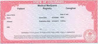 Marijuana Medical Scene Weed Card The