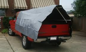 Pick up truck tent ideas needed. - Survivalist Forum