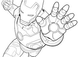 Avengers Infinity War Spiderman Coloring Pages To Print Free Online