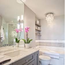 bathroom lighting ideas. Bathroom Lighting Ideas - Chandelier