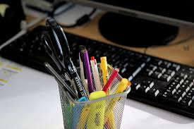colorful office accessories. Contemporary Office Assortedcolored Pen Lot Inside Colorful Office Accessories