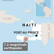 Deadly 7.2-magnitude quake strikes ...