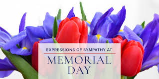 as memorial day approaches we look forward to honoring fallen veterans who gave their lives in service to our country these courageous men and women