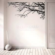 large black tree branch wall art sticker left decal target