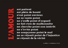 Verset De La Bible Sur L Amour Lv81 Jornalagora