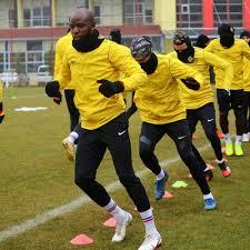 Yeni Malatyaspor'da Kayserispor maçı hazırlıkları sürüyor « Malatya Havadis