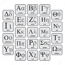 Greek Symbols And Their Meanings Greek Alphabet And
