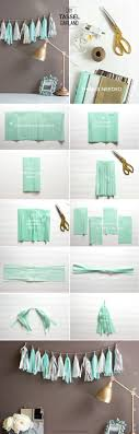 Add some sparkle to your next party with this super easy mint, gold, and