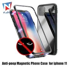 ExhG      <b>High quality Anti</b>-<b>peep</b> Screen <b>Magnetic</b> Phone Case ...