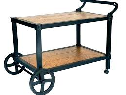 wooden tea cart wheels serving carts on wheels vintage serving cart serving carts on wheels serving wooden serving cart