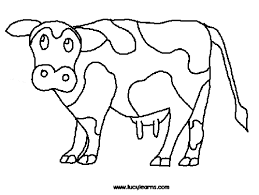 Small Picture Cow Template Printable Free Coloring Pages on Art Coloring Pages