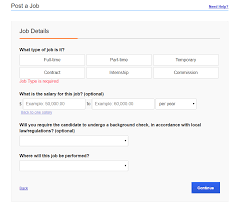 how to post jobs on indeed and glassdoor