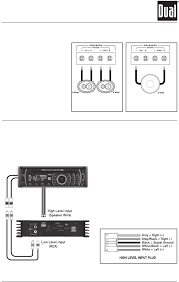 dual stereo wiring harness solidfonts dual wiring harness diagram nilza net