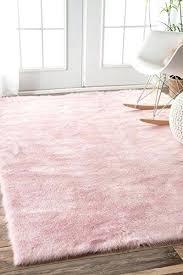 blush pink rug blush pink sheepskin rug