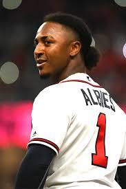 Ozzie Albies | Atlanta braves baseball, Atlanta braves, Braves