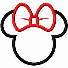 Safari Mickey Applique Design Free Mickey Mouse Ears Silhouette Clip Art Download Free