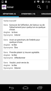 Dictionnaire For Android Apk Download
