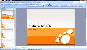 presentation template office 2010 microsoft powerpoint 2010 ...