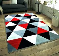 modern red rug red and grey rugs black and red rug diamond black red grey modern modern red rug