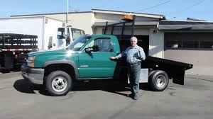 Town and Country Truck #5954: 2003 Chevrolet Silverado 3500 9 Ft ...