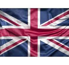 Die einteilige küchenrückwand von dekoglas wird im digitaldruck hergestellt. Fototapete London Union Jack Flagge Tenstickers