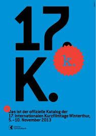 Katalog 17 Internationale Kurzfilmtage Winterthur By Int
