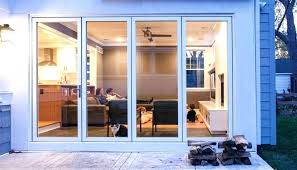 screen door glass awesome patio doors sliding latch magnificent 96 tall garage panels inch sc