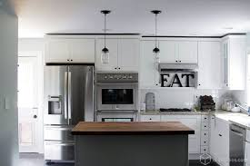 Small Picture White Kitchen Cabinets With Stainless Appliances Image Gallery HCPR