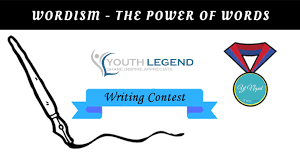 wordism the power of words writing contest only for i youth