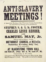 The Antislavery Movement Was Referred To As Rise Of The Antislavery Movement