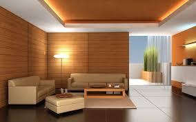 futuristic home office. Calm Amazing And Futuristic Home Interior Decor With Wooden Wall Excerpt. Office Decor.