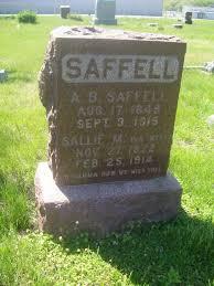 Allen Bryan Saffell (1849-1915) - Find A Grave Memorial