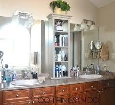 bathroom counter storage tower. bathroom storage tower, vanity cabinet on vanity, counter tower l