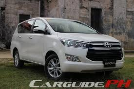2018 toyota innova j. plain toyota first drive 2016 toyota innova 28 g  carguideph  philippine car news  reviews features buyeru0027s guide and prices for 2018 toyota innova j