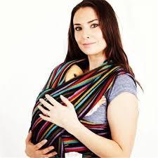 Hip Baby Wrap AX-KJDE-YGBS Jungle Woven Wrap Baby Carrier - Walmart.com