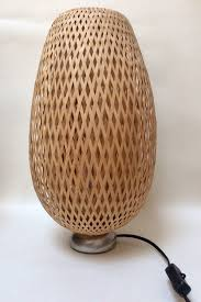 Ikea Large Bamboo Table Lamp In Cr2 London For 1800 For Sale Shpock