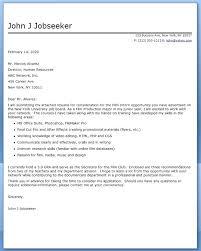 Theatre Internship Cover Letter Examples Art Internship Cover Letter Administrativelawjudge Info