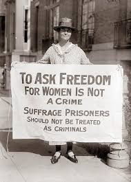 best lwv picture ideas images words lyrics and  a w suffrage activist protesting after the night of terror 33 suffrage activists had been arrested for obstructing traffic and were badly beaten by