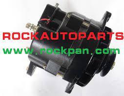 New Alternator 24v 150a Big Power J 180 Type Prestolite 8lha3096uc For Cunmmins Engine Yutong Bus Alternator System Engineering
