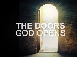 Image result for opens the doors