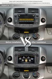 2006-2012 Toyota Rav4 Radio DVD Audio 3D GPS System TV Tuner WiFi ...