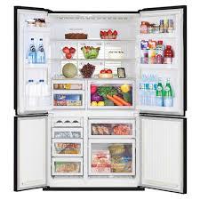 Tủ lạnh Mitsubishi inverter 580 lít MR-L72EN-GSL-V