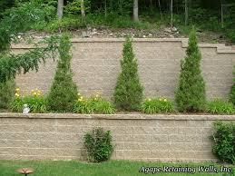 Small Picture Agape Retaining Walls Inc Terrace Photo Album 2