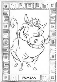 It is also well known for its soundtrack, created by elton john in person. Disney Printable Disney Coloring Pages Lion King