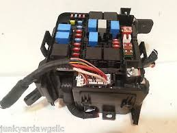kia forte relay fuse box block panel used oem  2010 kia forte relay fuse box block panel used oem 044 18790 01031 fb