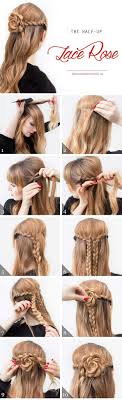 How To Make Cool Hairstyle 41 diy cool easy hairstyles that real people can actually do at 5438 by stevesalt.us