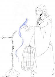 青い鳥タグ作品illustdays シンプルイラストポートフォリオ