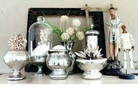 gold mercury glass vases large mercury glass vases view in gallery display your collection of gold